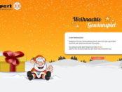 Expert Weihnachts-Gewinnspiel 2017