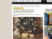 Grazia Magazin Gewinnspiel Weihnachtsbaum 2017