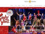 Heine Versand Gewinnspiel Musical Reise 2017