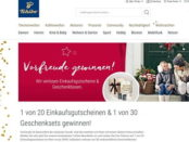 Tchibo Weihnachtsgewinnspiel Gutscheine und Geschenksets 2017