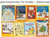 kinderbuchlesen.de Adventskalender Gewinnspiel 2017