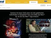 real Gewinnspiel Star Wars Disneyland Paris Reise 2017