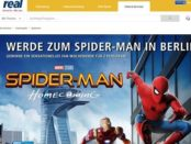 real spider-man homecoming Gewinnspiel 2017