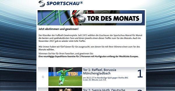Ard Tor Des Monats