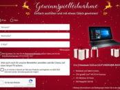 Aldi Adventskalender Gewinnspiel 22. Türchen Notebook Medion