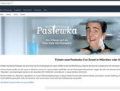 Amazon Gewinnspiel Pastewka Tickets 2018