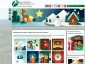Bayerische Staatsforsten Adventskalender Gewinnspiel 2017