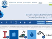 Blauer Engel Adventskalender Gewinnspiel 2017