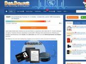 DealDoktor Adventskalender Gewinnspiel Amazon Echo und Gutscheine