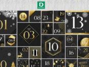 Deichmann Adventskalender Gewinnspiel 2017