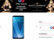 GQ Magazin Gewinnspiel LG V3 Smartphone 2017