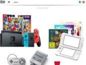 Jolie Gewinnspiel Nintendo Gamerpakete 2017