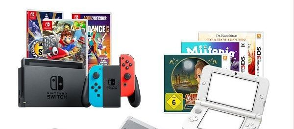 ziemlich cool große Sammlung bestbewertet Jolie Adventskalender Gewinnspiel Nintendo Spielkonsolen ...