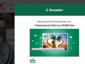 Kaufland Adventskalender Gewinnspiel 10.000 Euro Traumreise