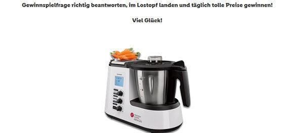 Lidl Adventskalender Gewinnspiel Kuchenmaschine Und Reisegutschein