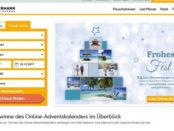 Neckermann Reisen Adventskalender Gewinnspiel 2017