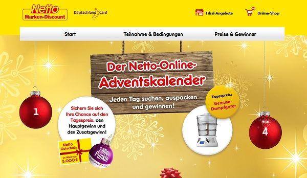 netto online24 gewinnspiel
