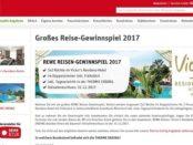 REWE Reisen Gewinnspiel 5 München Aufenthalte 2018