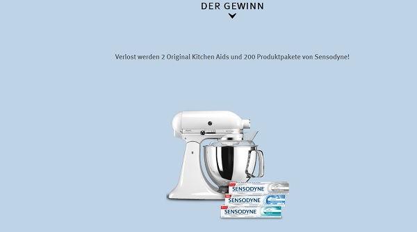 rossmann gewinnspiel kitchenaid k chenmaschine und. Black Bedroom Furniture Sets. Home Design Ideas