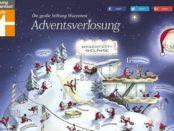Stiftung Warentest Adventskalender Gewinnspiel 2017