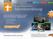 Stiftung Warentest Adventskalender Gewinnspiel XBox one 2017