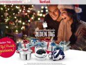Tefal Adventskalender Gewinnspiel 2017