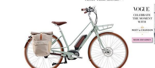 Vogue E-Bike Gewinnspiel 2017