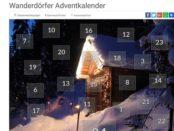 Wanderdörfer Adventskalender Gewinnspiel 2017