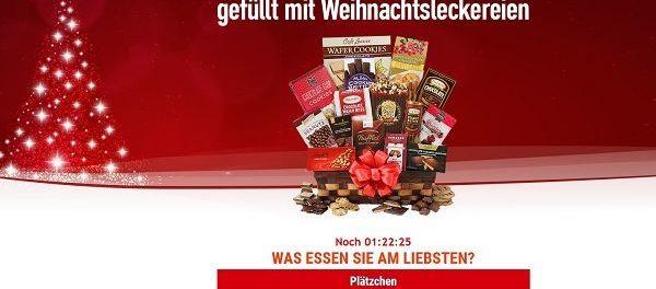 Weihnachtsbox Gewinnspiel 2017