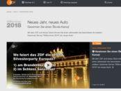 ZDF Willkommen 2018 Auto Gewinnspiel Skoda