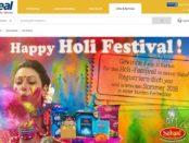 real Gewinnspiel Holi Festival 2018