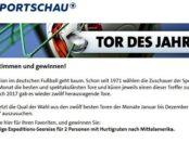 ARD Sportschau Tor des Jahres 2018