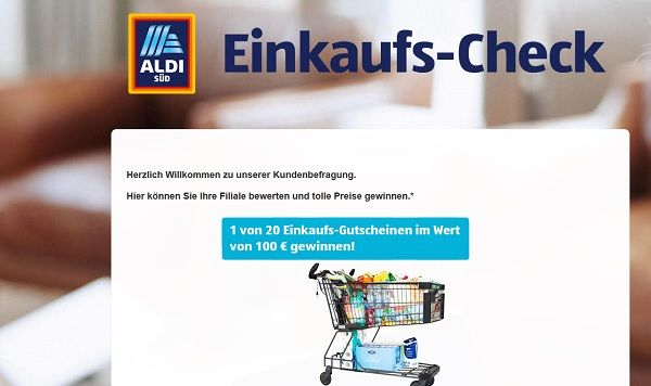 aldi s d gutscheine gewinnspiel 2018 einkaufs check. Black Bedroom Furniture Sets. Home Design Ideas