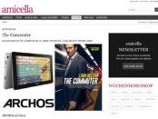 Amicella Gewinnspiele Archos Tablet 2018