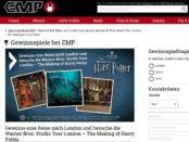 EMP Gewinnspiel Harry Potter Reise London