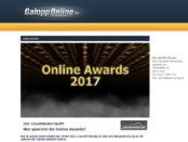 GaloppOnline Gewinnspiel Online Award