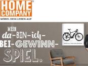 Homecompany Gewinnspiel E-Bike 2018