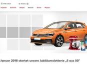 Kaufland Gewinnspiel 5 aus 50 Jubiläum Auto gewinnen