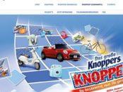 Knoppers Knoppery Auto Gewinnspiel 2018