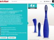 Media Markt Gewinnspiel ISSA Hybrid Zahnbürste