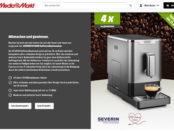 Media Markt Gewinnspiel Severin Kaffeevollautomat 2018