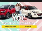 Opel Auto Gewinnspiel Germany Next Topmodel