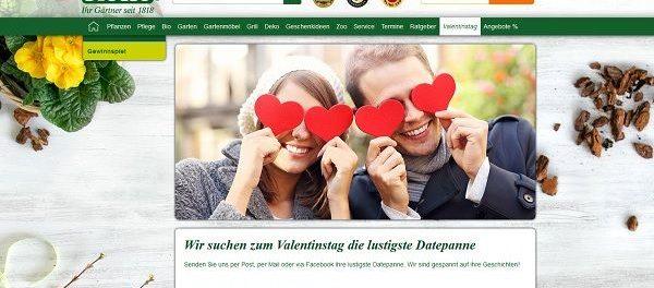 Pflanzen Kölle Valentinstag Gewinnspiel 2018