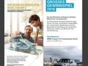 Auto Gewinnspiel Bayerisches Staatsministerium Sicher Mobil Aktion 2018
