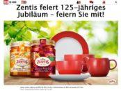 Bild.de Zentis Gewinnspiel Geschirr-Frühstückssets