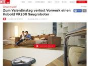 Bunte Gewinnspiel Valentinstag Vorwerk Saugroboter 2018