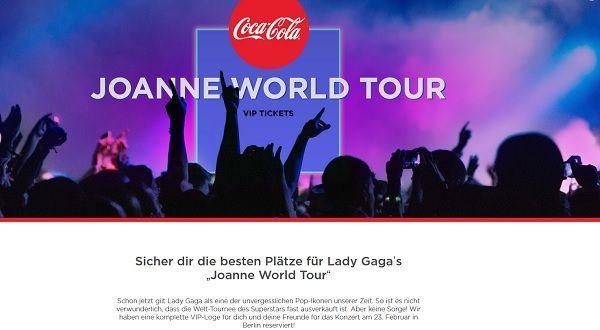 Lady Gaga Berlin Tickets