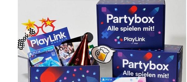 Jolie Gewinnspiel Sony Playstation 4 Partybox