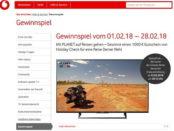 Kabel Deutschland Gewinnspiel Reisegutschein