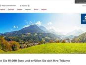 Kaufland Gewinnspiel 15.000 Euro Bargeld 2018